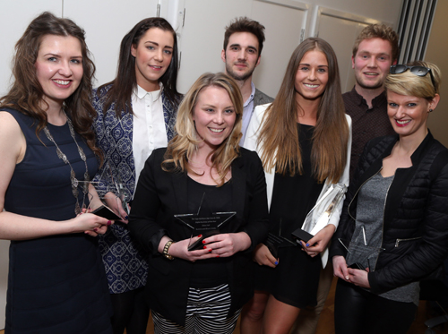 Winners of the Northern Star Awards 2015 sponsored by Sage