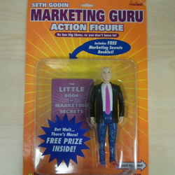 Seth Godin, marketing guru
