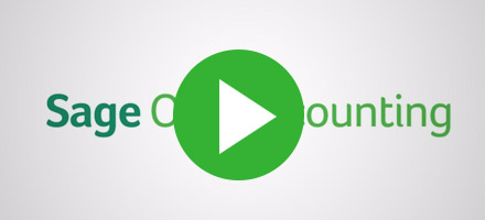 Sage One Accounting video. Online accounts software