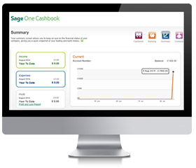 Sage One Cashbook