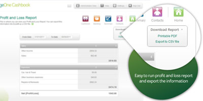 Sage One Cashbook: