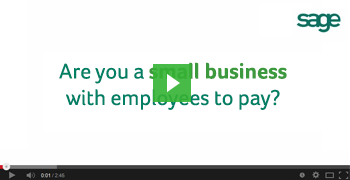 Sage One Payroll features
