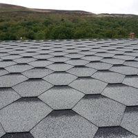 Roof Shingles UK