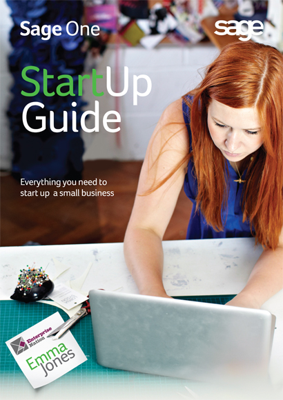Sage One Start Up Guide by Emma Jones