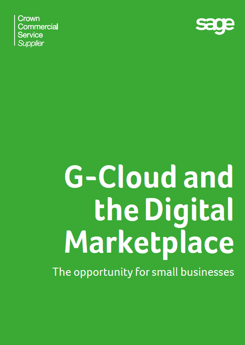G-Cloud and the Digital Marketplace