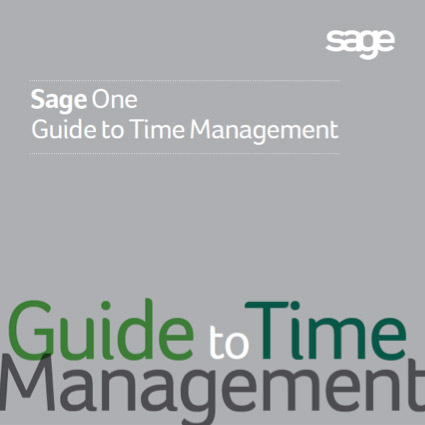 Sage One Guide to time management
