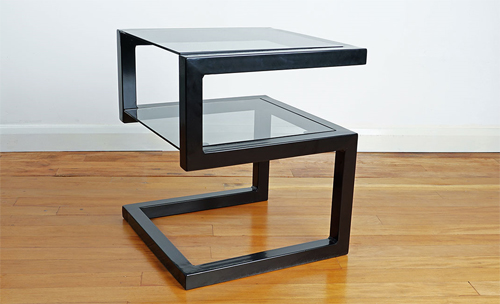 Side Table by Urban Metalworks