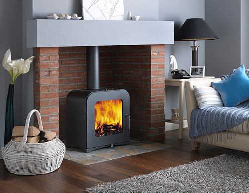 Woordburning stoves from Vesta Ironworks