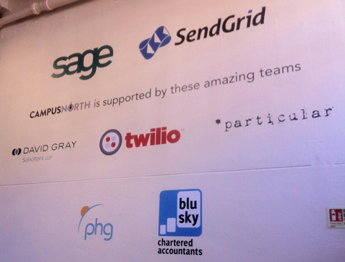 Sage provides the spark for tech startups at Campus North in Newcastle